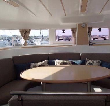 Catamaran Lagoon 380 S2 - 2009 (refit 2015)-4