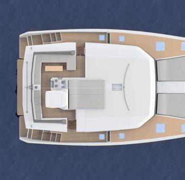 Catamaran Dufour 48 (2019)-4