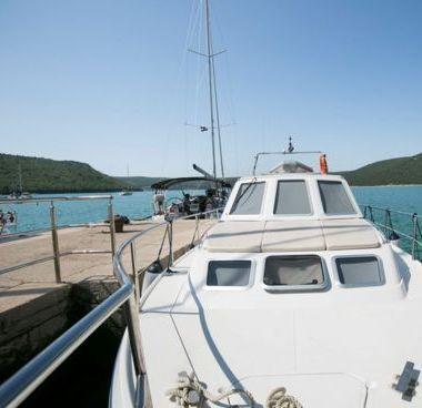 Imbarcazione a motore Sas Vektor Adria 1002 - 2004 (raddobbo 2013)-4