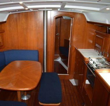 Velero Beneteau Oceanis Clipper 393 - 2004 (reacondicionamiento 2016)-2