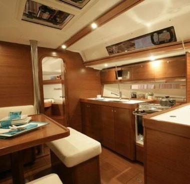 Sailboat Dufour 405 Grand Large (2011)-4
