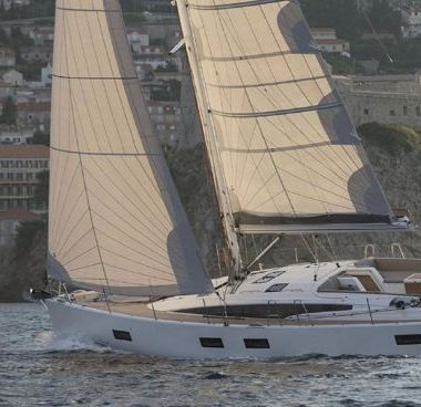 Sailboat Jeanneau Sun Odyssey 54 (2019)-4