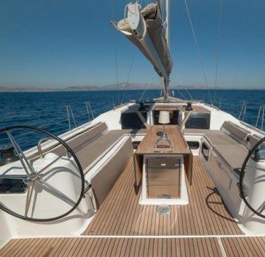 Barca a vela Dufour 560 (2015)-4