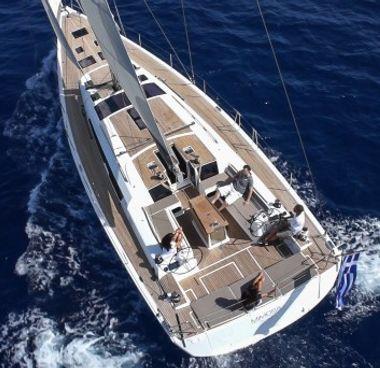 Barca a vela Dufour 560 (2015)-2