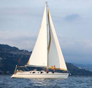 Sailboat Ocean Star 51.1 - 2002 (refit 2018)-2