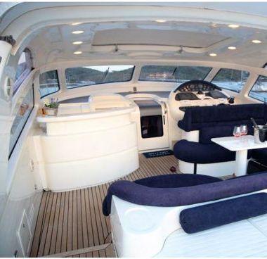 Motor boat Baia Azzurra 63 - 2002 (refit 2021)-2