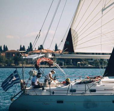 Zeilboot Beneteau Oceanis 411 (2001)-4