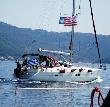 Zeilboot Beneteau Oceanis 411 (2001)-2