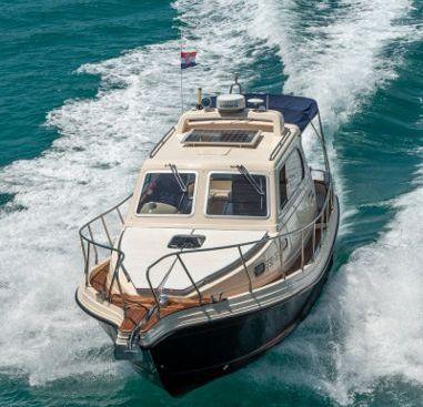 Motor boat Damor 980 Fjera - 2015 (refit 2019)-2