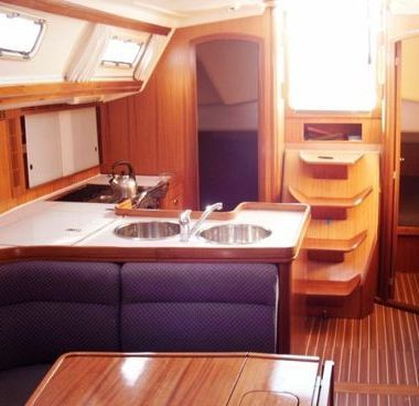 Barca a vela Elan Impression 40 (2002)-4