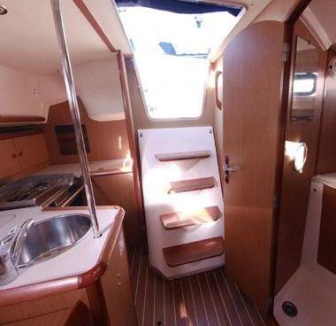 Zeilboot Jeanneau Sun Odyssey 32 i (2009)-4