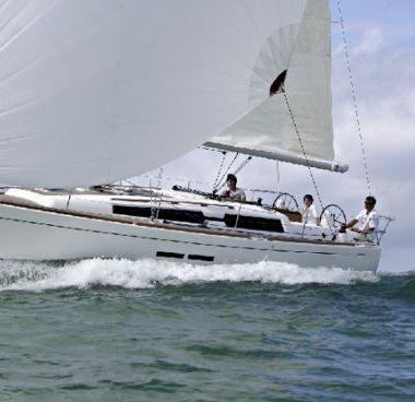 Zeilboot Dufour 375 (2013)-2
