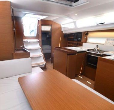 Sailboat Jeanneau Sun Odyssey 440 (2019)-4