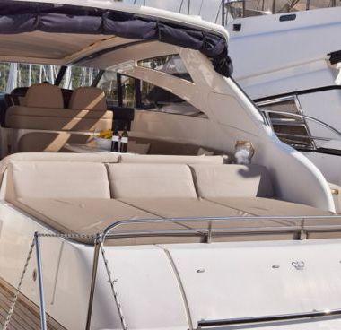 Imbarcazione a motore Princess V58 - 2004 (raddobbo 2015)-4
