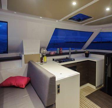 Catamaran Nautitech 40 Open (2018)-4