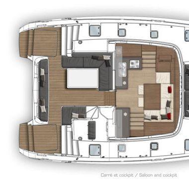 Catamaran Lagoon 40 (2020)-2