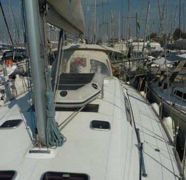 Zeilboot Beneteau Oceanis 50 Family (2011)-2