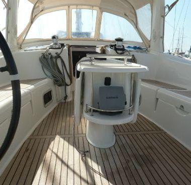 Zeilboot Beneteau Oceanis 50 Family (2011)-4