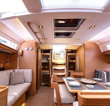 Sailboat Dufour 520 Grand Large (2019)-4