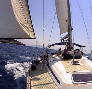 Barca a vela Bavaria 49 (2004)-4