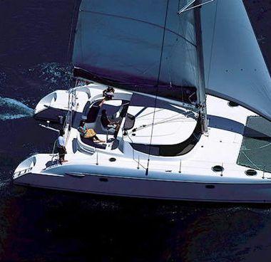 Catamaran Fountaine Pajot Lavezzi 40 (2004)-4
