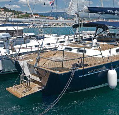 Zeilboot Beneteau 57 (2008)-2