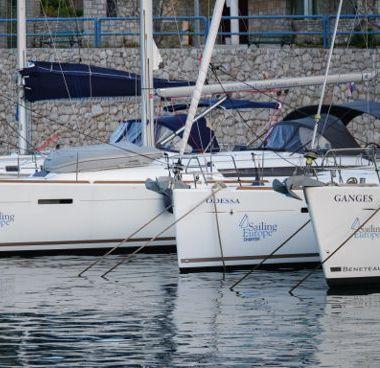 Sailboat Jeanneau Sun Odyssey 449 (2018)-4