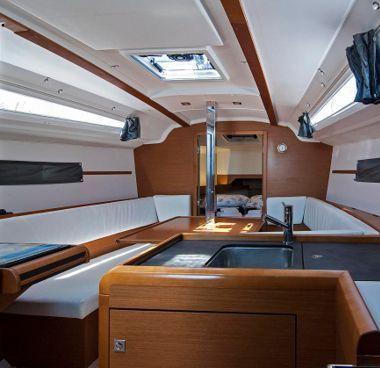 Barca a vela Jeanneau Sun Odyssey 349 (2016)-4