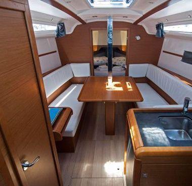 Barca a vela Jeanneau Sun Odyssey 349 (2016)-2