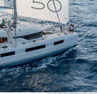 Catamaran Lagoon 50 (2020)-4