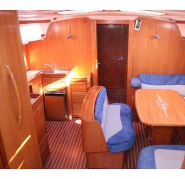 Segelboot Bavaria Cruiser 46 (2007)-2