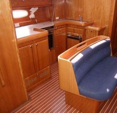 Zeilboot Bavaria Cruiser 46 (2008)-2