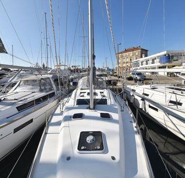 Barca a vela Beneteau Oceanis 40 (2008)-4