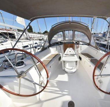 Barca a vela Beneteau Oceanis 40 (2008)-2