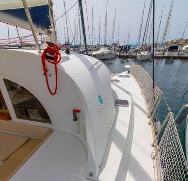 Catamarano Lagoon 380 (2009)-4