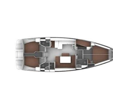 Barca a vela Bavaria Cruiser 51 (2015)-4