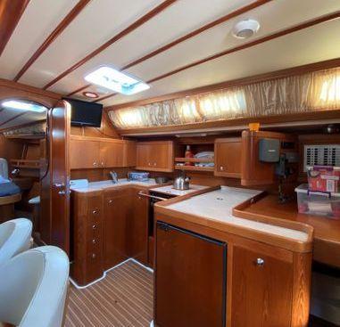Barca a vela Ocean Star 51.2 - 2005 (raddobbo 2018)-4
