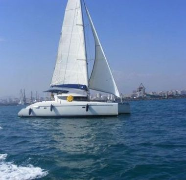 Catamarán Fountaine Pajot Lavezzi 40 (2008)-2