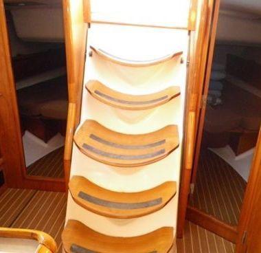 Segelboot Jeanneau Sun Odyssey 43 (2001)-4