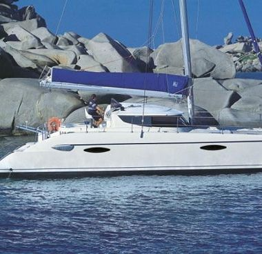 Catamarano Fountaine Pajot Lavezzi 40 (2010)-4