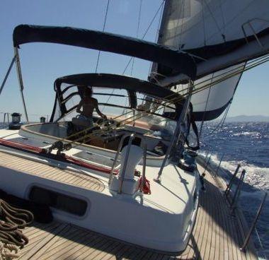 Zeilboot Beneteau 57 (2007)-2