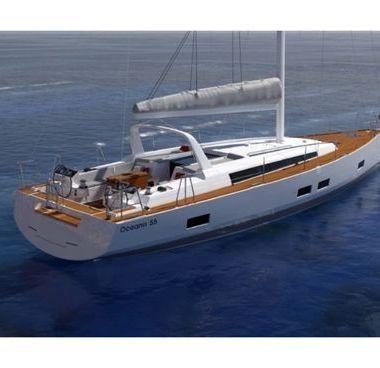 Barca a vela Jeanneau Oceanis 55 (2015)-2