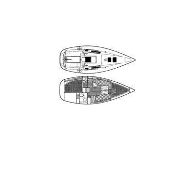 Zeilboot Beneteau First 285 (1990)-4