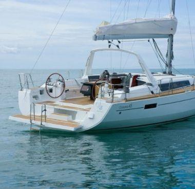Zeilboot Beneteau Oceanis 45 (2014)-4