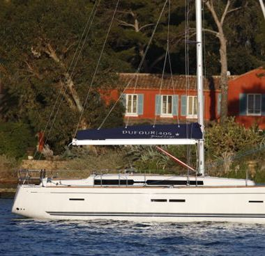 Segelboot Dufour 405 (2013)-4