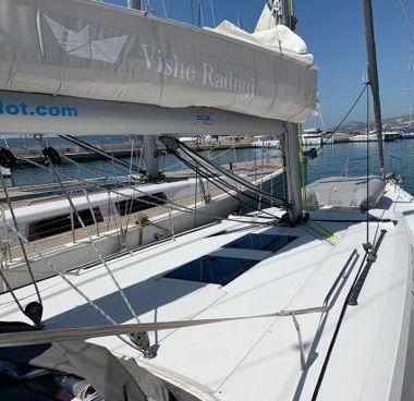 Sailboat Hanse 445 - 2012 (refit 2017)-2