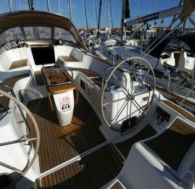 Barca a vela Jeanneau Sun Odyssey 54 DS (2007)-2