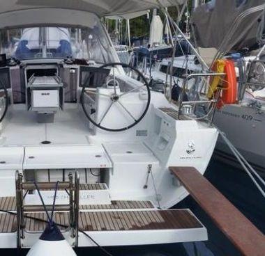 Segelboot Beneteau Oceanis 41 (2014)-2