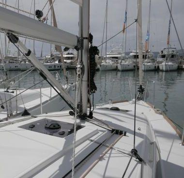 Zeilboot Jeanneau Sun Odyssey 349 (2016)-2