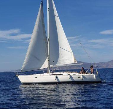 Sailboat Jeanneau Sun Odyssey 45.1 - 2001 (refit 2020)-2